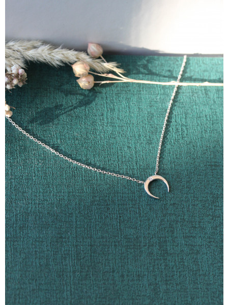 Collier Holly Argent