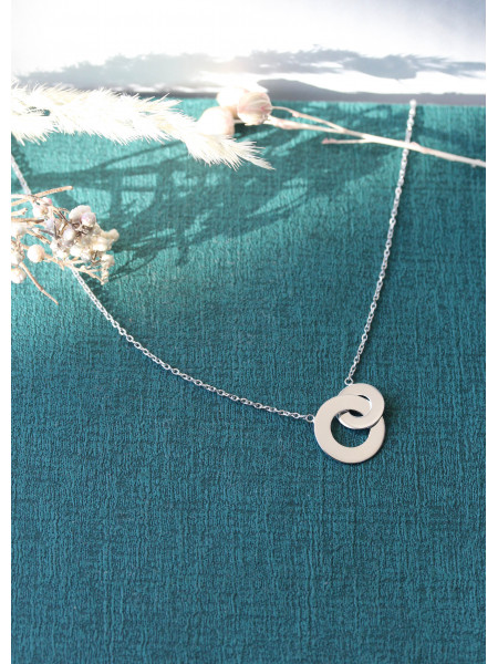 Collier Honorine Argent