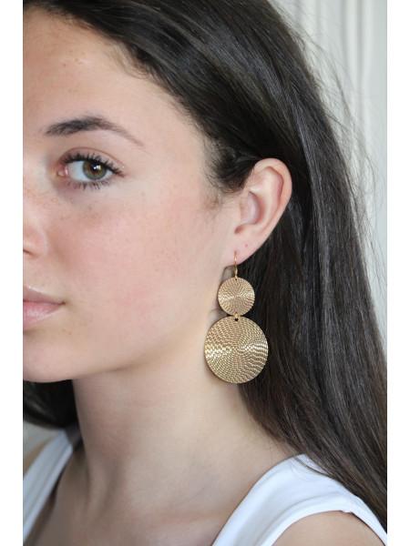 Boucles d'oreilles Soline