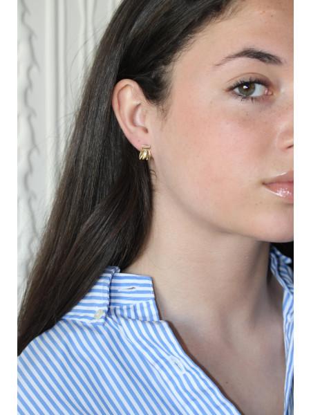 Boucles d'oreilles Pauline